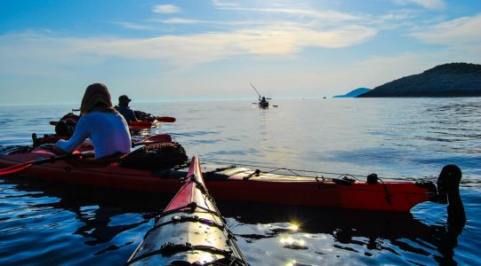 Sea Kayaking Adventure | Raftrek travel