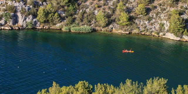 Sea-kayaking-Skradin-bay | Raftrek Adventure Travel Croatia
