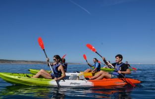 Sea-kayaking-Starigrad-Paklenica | Raftrek Adventure Travel Croatia