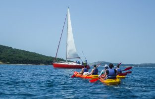 Sea-kayaking-Zlarin-island-Croatia-Raftrek-travel (1 of 1)