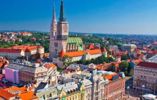 Short-breaks-holiday-Croatia-Raftrek-travel-Zagreb City Adventure