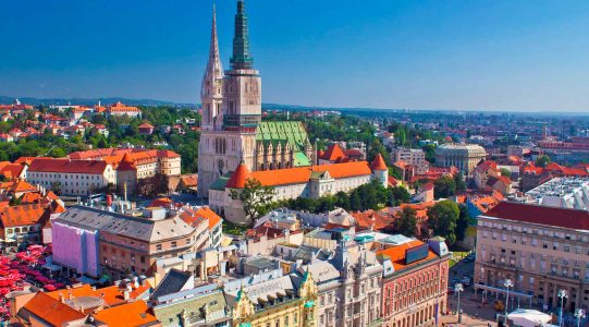 Zagreb City Adventure | Raftrek travel