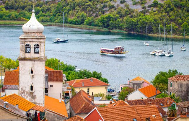 Skradin-town-Croatia as a popular destination | Raftrek Adventure Travel Croatia