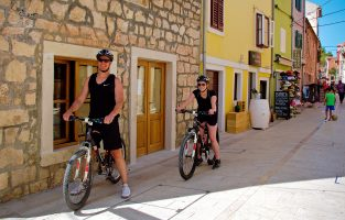 Skradin town cycling | Raftrek Travel Croatia