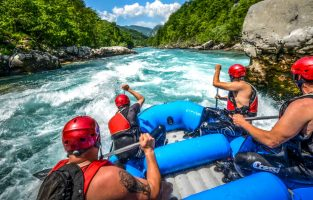Tara-river-rafting-Montenegro | Raftrek Adventure Travel