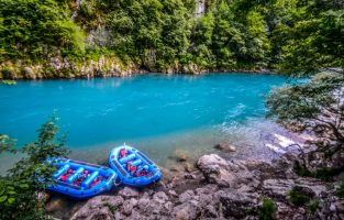 Tara rafting-Montenegro | Raftrek Adventure Travel