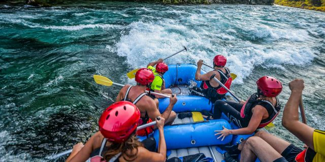 Montenegro Adventure Active week | Tara-river-rafting | Raftrek Adventure Travel
