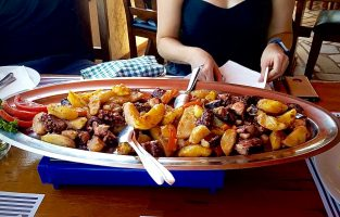 Traditional Croatian meal Peka | Raftrek Travel