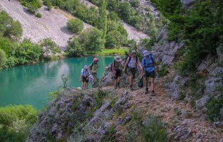 Trekking-Krupa River| Raftrek Adventure Travel Croatia