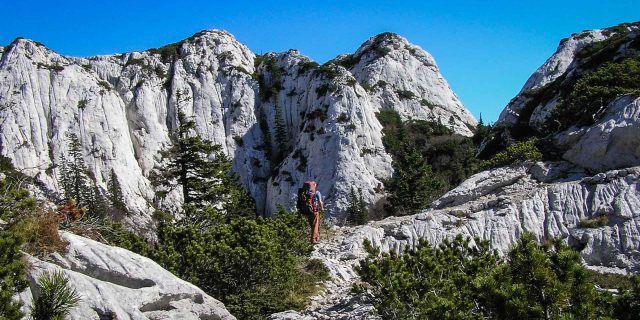 Trekking North Velebit | Raftrek Adventure Travel Croatia