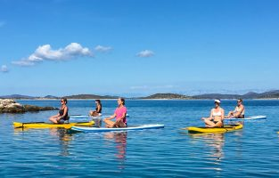Croatia Yoga Adventure retreat | Raftrek Adventure Travel