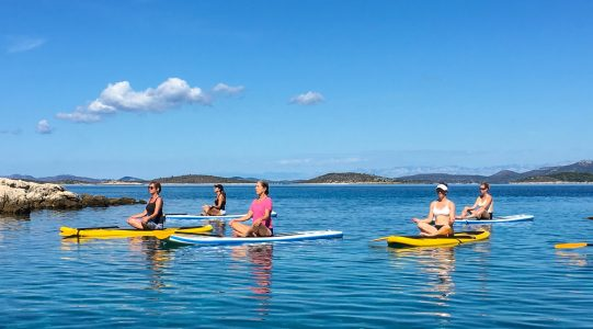 Croatia Yoga Adventure | Raftrek travel