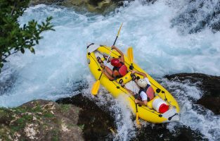Kayaking Zrmanja River trip | Raftrek Adventure Travel Croatia