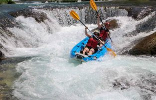 Zrmanja-Canoe-safari | Raftrek Adventure Travel Croatia