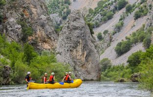 Zrmanja-rafting | Raftrek Adventure Travel Croatia