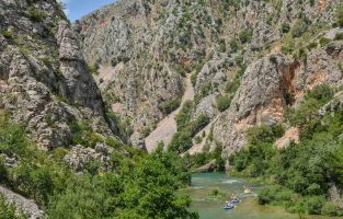 Zrmanja-river izlet | Raftrek Adventure Travel Croatia
