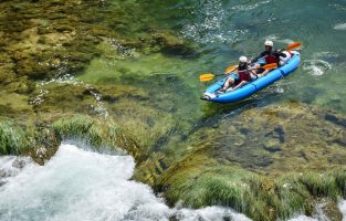 Krka River short active holiday | Zrmanja-river-kayaking | | Raftrek Adventure Travel Croatia
