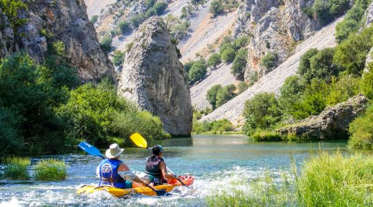 Zrmanja River Trip | Raftrek travel