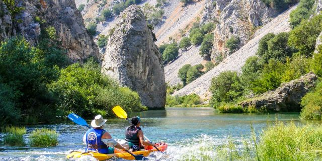 Zrmanja-river-kayaking-expedition | Raftrek Adventure Travel Croatia