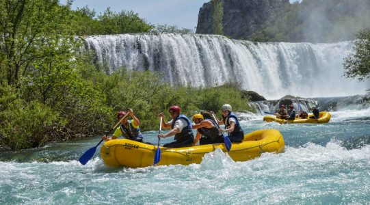 Zrmanja rafting | Raftrek travel