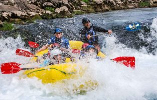 Zrmanja-river-rafting | Raftrek Adventure Travel Croatia