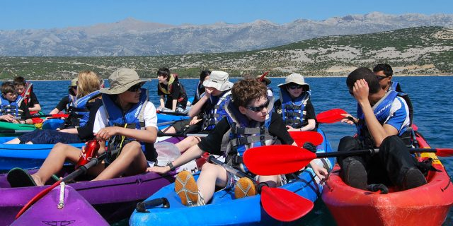 Velebit expedition challenge | Kamp u prirodi