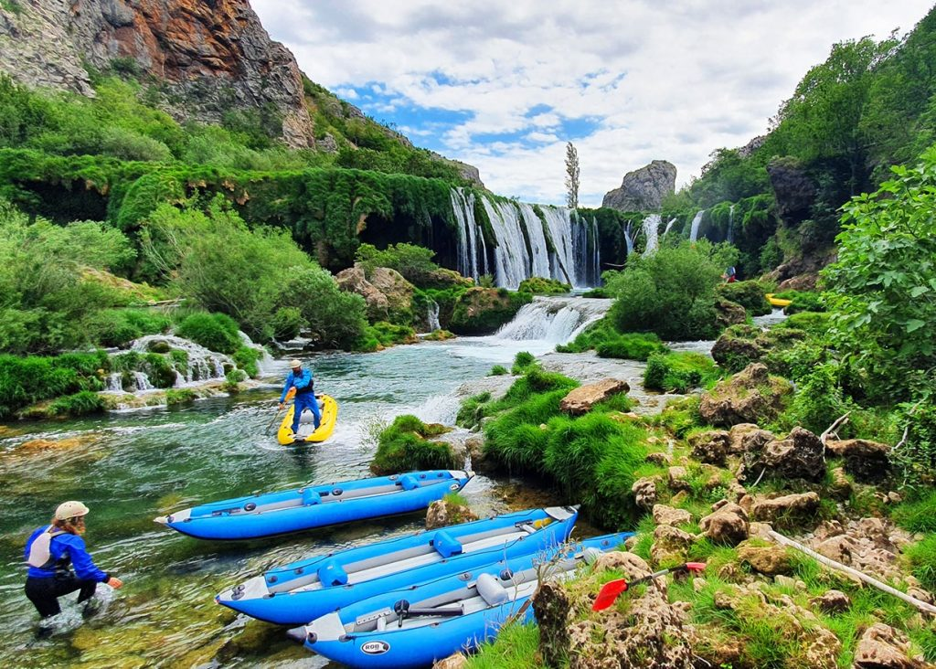 Kayaking Zrmanja River | Raftrek Adventure travel