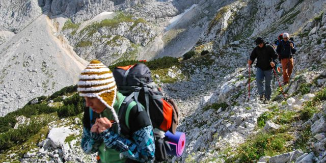 hiking Croatian Trails | Raftrek Adventure Travel