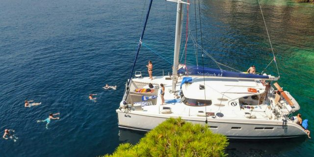 Croatia Catamaran Charter | Half Day Sailing to Sibenik | Sunset sailing trip in Croatia | Raftrek Travel
