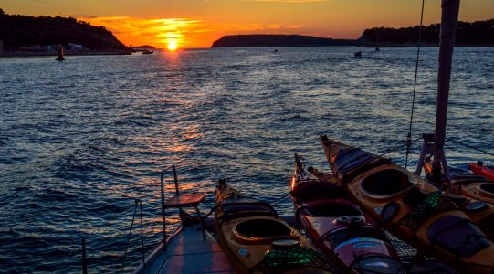 Sunset Sailing trip in Croatia | Raftrek travel