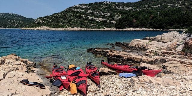 Sailing and Sea Kayaking NP Kornati Island | Raftrek Adventure Travel