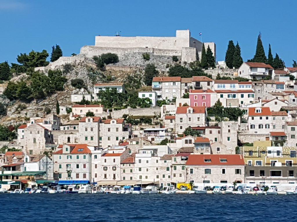 Šibenik Popular destination for 2018, Raftrek Travel