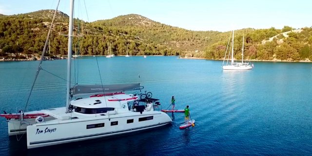 Croatia sailing with Raftrek Adventure travel from Skradin