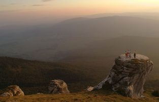 Secrets for rovers_Plesivica mountain top