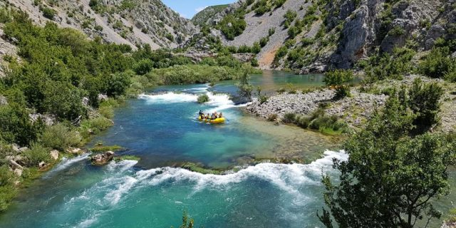 Kayaking & Rafting u Hrvatskoj | Raftrek Travel Blog
